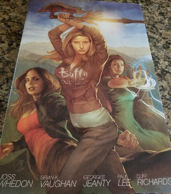 Buffy book