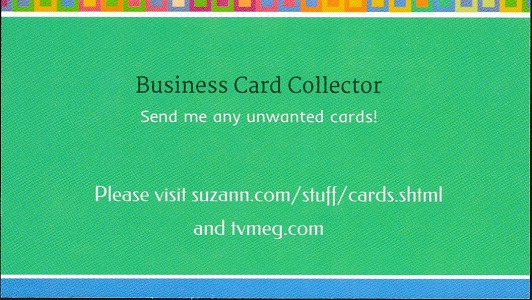 Suzannes business cards collection page suzann more older cards colourmoves